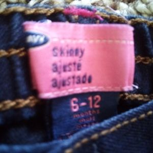Old Navy Bottoms - Never Used Infant Old Navy Jeans